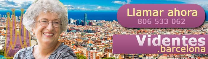 Vidente 806 Barcelona